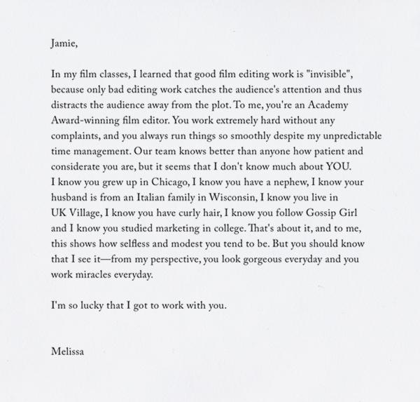 Jamie-letter